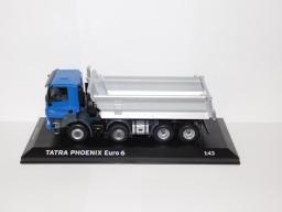 Model TATRA PHOENIX 8x8 1:43 modrý