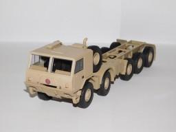 Model TATRA vojenská 10x10.1R 1:43 písková