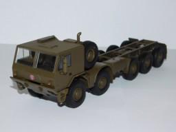 Model TATRA vojenská 10x10.1R 1:43 zelená