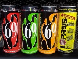 Energy drink 69 500ml