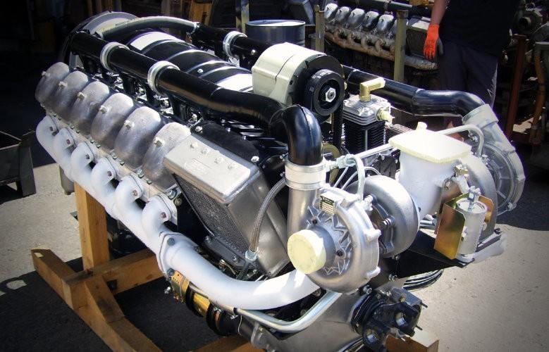 Generální opravy a přestavby motorů